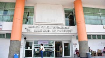 Aseguran que Tabasco cuenta con capacidad hospitalaria para pacientes COVID