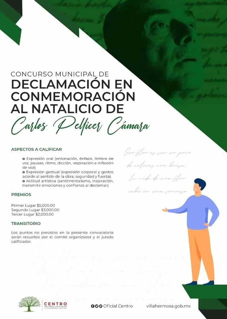 Invitan A Concurso De Declamaci U00f3n Para Conmemorar
