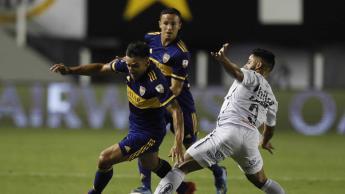 Equipos argentinos, eliminados por brasileños en la Copa Libertadores