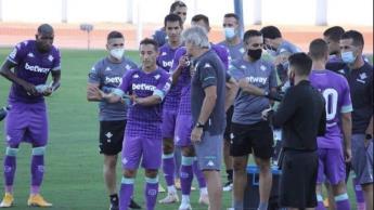 Guardado regresa a entrenamientos tras COVID-19