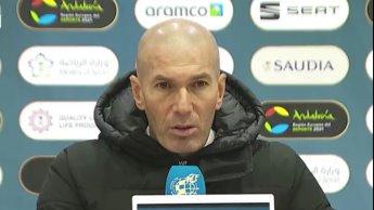 """""""Hay que dar vuelta a la página"""": Zidane"""