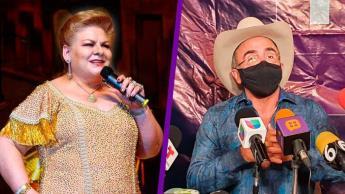 Paquita la del Barrio y Vicente Fernández Jr van por diputaciones