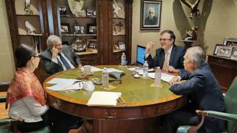 Dialogan AMLO y Joe Biden sobre migración, Covid-19 y bienestar para ambos países