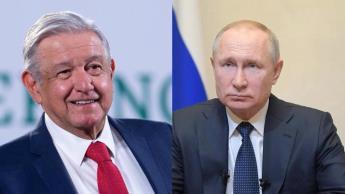 Sostendrá López Obrador conversación con Putin para tratar compra de vacunas rusas