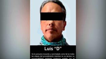 Dictan formal prisión a Luis Antonio Dorantes, vinculado al caso Ayotzinapa