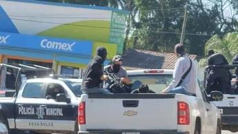 Detienen a dos tabasqueños en Veracruz; los acusan de ejecutar a cuatro en Agua Dulce