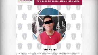 Abren carpeta de investigación a presunto agresor sexual de parque La Pólvora