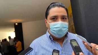 Combatirá PRD sanción contra el diputado local Nelson Gallegos Vaca