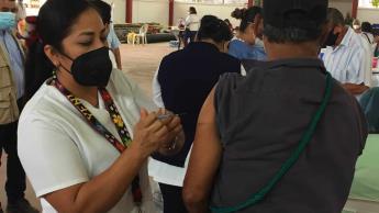Desmiente gobierno del estado documento que anuncia supuestas sedes para la vacunación de adultos mayores en Centro