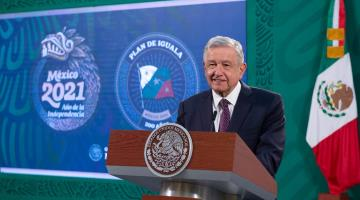 Agradece Obrador a diputados aprobación de la reforma eléctrica; reitera que se fortalecerá la CFE