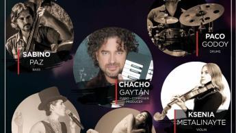 El tabasqueño Chacho Gaytán será parte del Festival de Jazz de Polanco