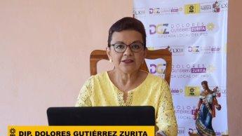 Muestra Dolores Gutiérrez inconformidad con disculpa pública que le ofreció EHC