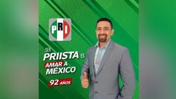 Ultiman a candidato del PRI a la alcaldía de Nuevo Casas Grandes, Chihuahua
