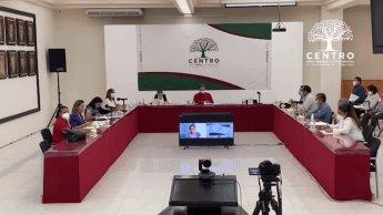 Aprueba Cabildo de Centro licencia definitiva a tres regidores