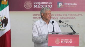 Recuerda Obrador anécdotas y hechos históricos de Tenosique, durante su visita a este municipio