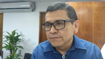 Por lógica, Agustín Silva no puede estar dentro de la bancada del PRD, tras renunciar al partido: Ricardo Fitz