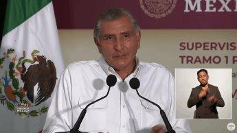 Afirma gobernador que ya se siente la derrama económica en Tenosique y Balancán, con la construcción del Tren Maya