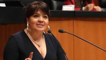 """Cuestiona Nestora Salgado reposición de MORENA en Guerrero: """"¿Para qué tanto show? Si va a ser Félix"""", dice"""