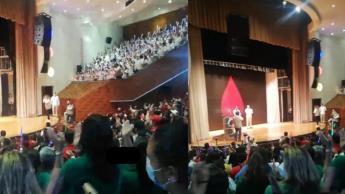 Celebra Sección 44 del STPRM mega asamblea en Villahermosa pese a pandemia