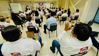 No descarta RSP solicitar seguridad para sus candidatos durante periodo de campañas en Tabasco