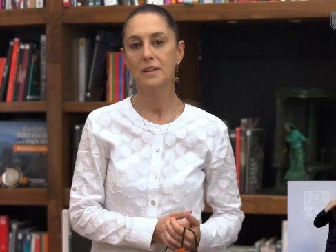 Claudia Sheinbaum denuncia que ha sufrido acoso, pide a mujeres manifestarse de manera pacífica este 8M