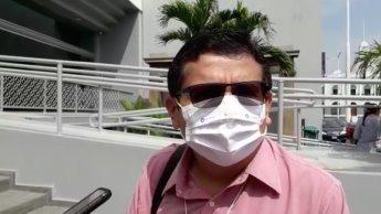 Ya fue notificado Ricardo Fitz sobre la procedencia de su impugnación a la candidatura de Andrade