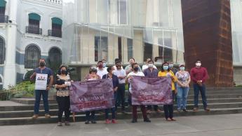 Ponen en marcha en Tabasco, campaña #JuicioSíImpunidadNo para promover la consulta ciudadana