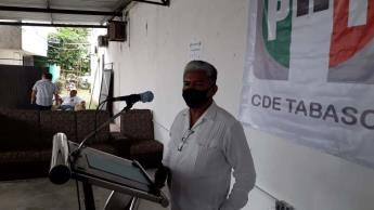 Juan José Aguilar Morales se anota como precandidato a la alcaldía de Centro por el PRI