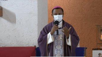 Pide Monseñor Roberto Madrigal ser encomendado al señor de Tabasco y la virgen de Cupilco, previo a asumir su encomienda como Obispo en Tuxpan