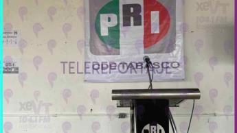 Arrancan registros de alcaldes y diputaciones en el PRI Tabasco