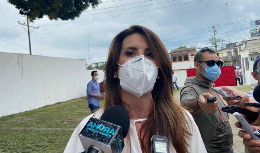 Busca Soraya Pérez curul en el Congreso Tabasqueño