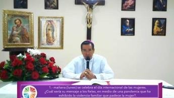 Por segundo año consecutivo se suspenderá el lavatorio de pies, la adoración de la cruz y el viacrucis, anuncia Iglesia de Tabasco