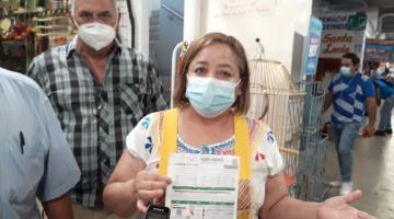 Denuncian corte masivo de luz en el Pino Suárez por parte de CFE; más de 60% de locatarios están afectados