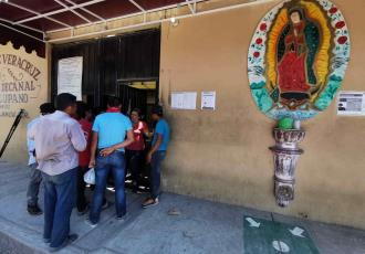 Acusa Arquidiócesis que Gobierno delegó a casas de migrantes la atención de la crisis migratoria