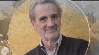 Lamenta Andrés Manuel muerte del artista plástico Vicente Rojo; envía condolencias