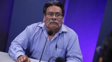 Recrimina Auldárico Hernández que quería postularse por el PRD pero fue bloqueado durante 16 años