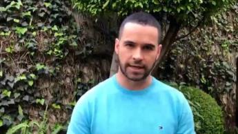 Reaparece Eleazar Gómez tras salir de la cárcel