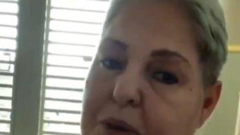 """""""AMLO prometió que para marzo todos los adultos mayores estaríamos vacunados"""", reclama Lupita D´Alessio tras no alcanzar dosis"""
