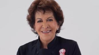 Fallece a los 90 años, Chepina Peralta, pionera en los programas de cocina de la televisión mexicana
