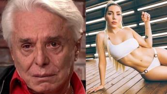En mi p*** vida le he tocado un pelo, Enrique Guzmán responde a acusaciones de Frida Sofía de abuso