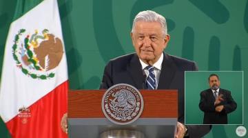 """Darán el martes """"buenas noticias"""" sobre la vacuna mexicana anticovid adelanta Obrador"""