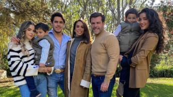 Confirma Biby Gaytán reality show junto a su familia