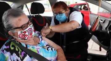 El viernes aplicarán vacuna anticovid a adultos mayores rezagados de Villahermosa: Salud