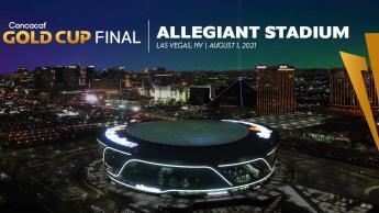 CONCACAF anuncia Las Vegas para la Final de la Copa Oro 2021