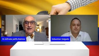 """""""Lasso ganó en Ecuador con campaña de TikTok""""; analistas predicen caos en el país"""