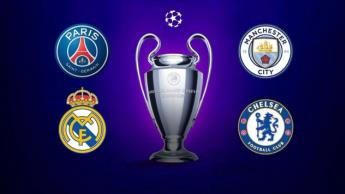 Semifinales de Champions: Real Madrid vs Chelsea y PSG vs City
