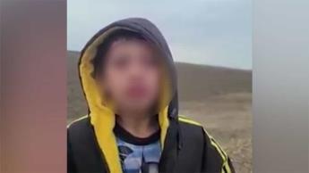 Nicaragua busca repatriar a niño migrante abandonado en la frontera; entregó documentos a EEUU