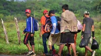 Sostendrá AMLO reunión con gobernadores y alcaldes de la frontera sur por asunto de protección de niños migrantes