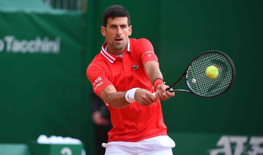 Djokovic, eliminado por Evans en Octavos de Montecarlo