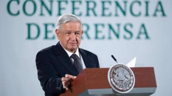 Avala AMLO ampliación de mandato de Arturo Zaldívar frente a la SCJN, y confía en que aplicará la reforma que se requiere